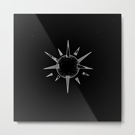 sun summoner Metal Print