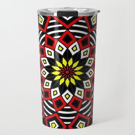 Stars Up to the Sky | Mandhala | Mother Star Travel Mug