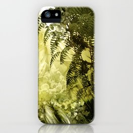"""""""Catch (Forest)"""" iPhone Case"""
