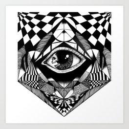 [earth requiem] Art Print