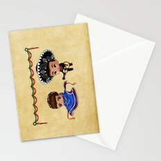 Mexican Chibis Stationery Cards