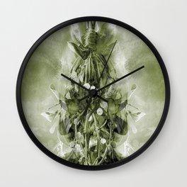 Kiss Me! Wall Clock