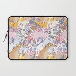 Fancy Rat Pattern Laptop Sleeve