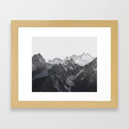 Find your Wild Framed Art Print