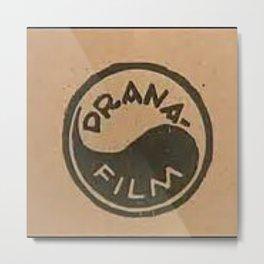 Prana Film Metal Print