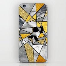 FRAGMENT SKULL iPhone & iPod Skin