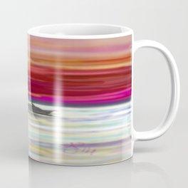 Fishing in Neon Coffee Mug