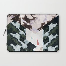 Difference of balance  Laptop Sleeve