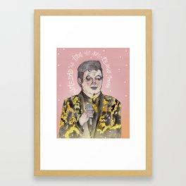 Juanga Soledad Framed Art Print