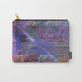 Wayward Sunday (Quicksand 1999 Digital Rem...) [A Brand New Experiment Series] Carry-All Pouch