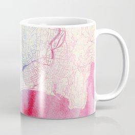 Nizza Map Coffee Mug