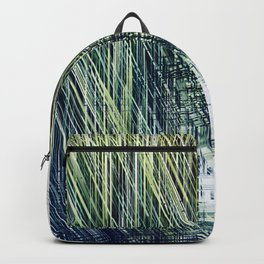 Planet Pixel Stairwell Backpack
