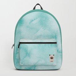 Acquamarina catlover dream Backpack