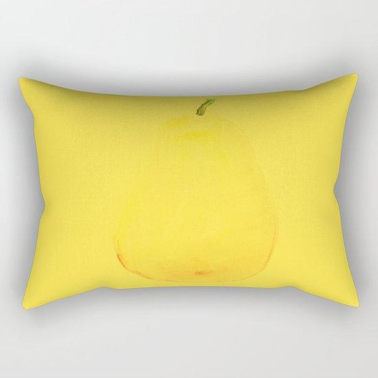 Pear Rectangular Pillow
