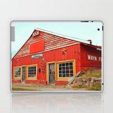 Old antiques shop Laptop & iPad Skin