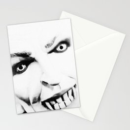 italy - naples - traditional mask_16 Stationery Cards