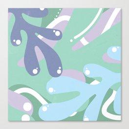 Leaf// Palms// Canvas Print
