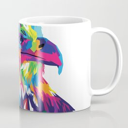 Eagle, watercolor Coffee Mug