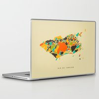 rio Laptop & iPad Skins featuring Rio  by Nicksman