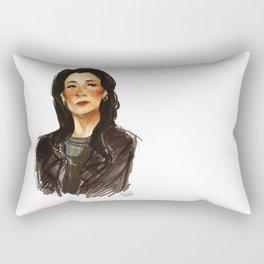 elementary: joan watson [4] Rectangular Pillow