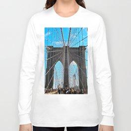 Bridge to Brooklyn Long Sleeve T-shirt