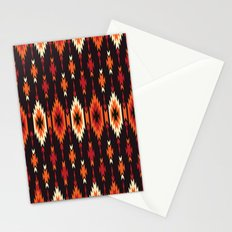 American Native Pattern No. 14 Stationery Cards