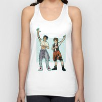 kendrawcandraw Tank Tops featuring Be Excellent To Each Other by kendrawcandraw