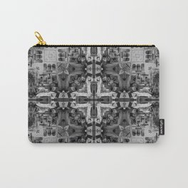 Palazzo Photographic Pattern Carry-All Pouch