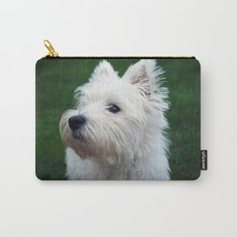 Westie puppy Carry-All Pouch