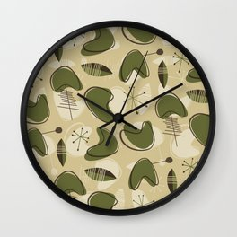Krafla Wall Clock