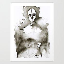 Porous Physique Art Print