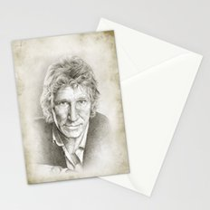 Roger Waters of Pink Floyd (ANALOG zine) Stationery Cards