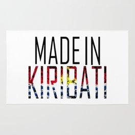 Made In Kiribati Rug