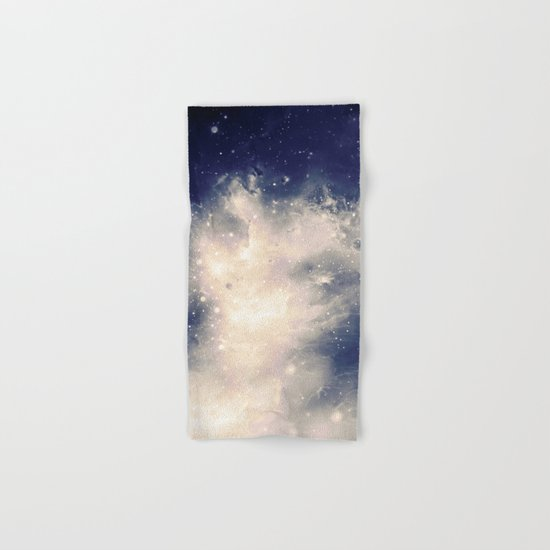 Milky Storm Hand & Bath Towel