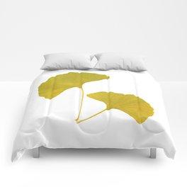 Ginkgo Leaves... Comforters