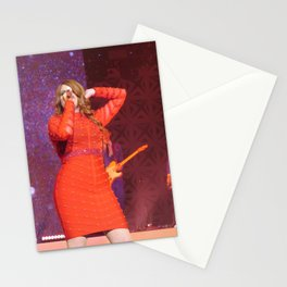 Meghan T live in NYC Stationery Cards