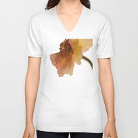 grace V-neck T-shirts featuring grace by lucyliu