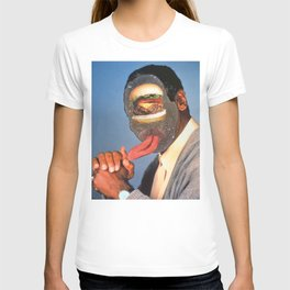 knuckle sandwhich (from god!) T-shirt