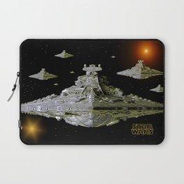 Galactic Battle Cruisers  Laptop Sleeve