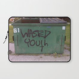 wasted youth Laptop Sleeve