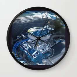 Edelbrock Wall Clock