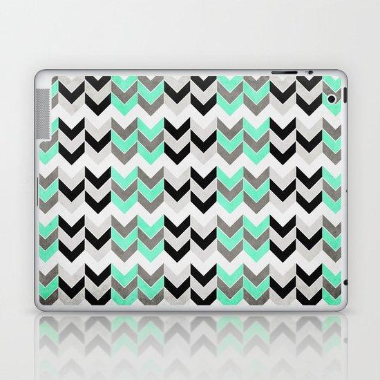 IceChevron Laptop & iPad Skin