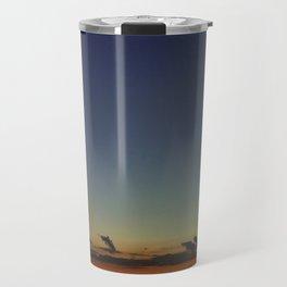 Above The Sunset Travel Mug