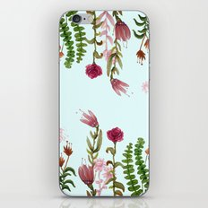 green cold garden!!!! iPhone & iPod Skin