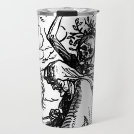 Holbein - Danse Macabre Travel Mug