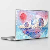 country Laptop & iPad Skins featuring COUNTRY by augusta marya