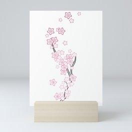 Sakura Blossoms Mini Art Print