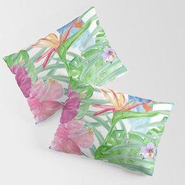 Malia's Tropical Print Pillow Sham