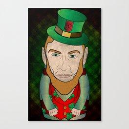 Irish Matryoshka / Nesting Doll [St. Patty] Canvas Print