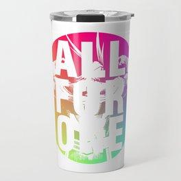 ALL FOR ONE Travel Mug